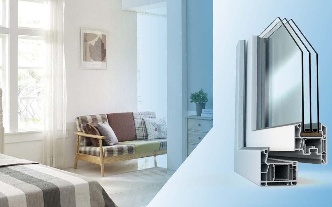 A 2 és 3 rétegű ablaküvegezés szerepe a hőszigetelésben